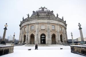 Bodemuseet i Berlin ger tillbaka konst till dess före detta ägares arvingar. Arkivbild.Foto: Franka Bruns/AP/TT
