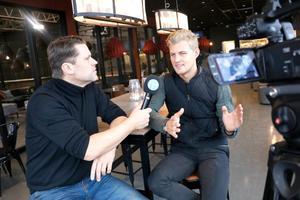 Marcus Ericsson samtalar med Sportens Henrik Brändh i ett rykande färskt avsnitt av Studio F1.