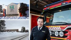 Nya brandstationer planeras i Sundsvall och Timrå. Förutom förbättrade arbetsmiljöer väntas kortare utryckningstider.