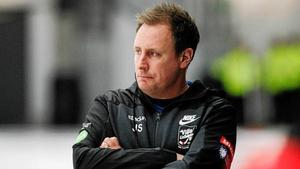 Johan Sixtensson är allt annat än nöjd med att VM spelas mitt i säsongsavslutningen. Bild: Rikard Bäckman.