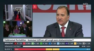 Skärmdump SVT.