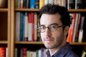 Efter många års tystnad återvänder Jonathan Safran Foer till romanskrivandet. Foto: Jeff Mermelstein