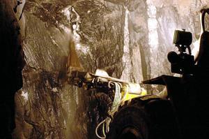 Arkivbild från Garpenbergs gruva.