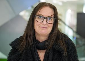 Sylvia Andréhn, arbetssökande, 48 år, Sundsvall