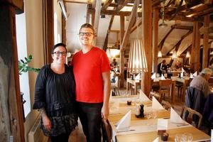 Westerqwarns ägare Pernilla och Fredrik Åkesson Eriksson har numer arrenderat ut sin familjekrog.
