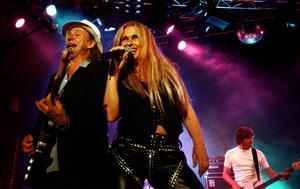 2002 spelade Mats Ronander och Sanne Salomonsen på Frimis. Paret var gifta på 80-talet och har en son tillsammans. Arkivfoto: Anders Erkman
