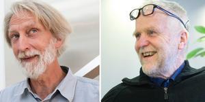 Ole Drebold och Sam Westerholm deltar i Oaxens sommarutställning som har vernissage på lördag, den 6 juli.