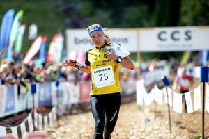 Tove Alexandersson vinner fjärde raka etappen.
