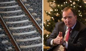 Valet rycker allt närmare och Stefan Löfven kommer toppa S röstsedel till riksdagen i Västernorrland. Bilden är ett montage. Foto: TT.