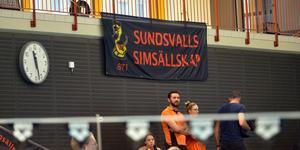 Hemmaklubben Sundsvalls Simsällskap.