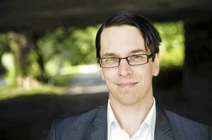 Jonny Skalin (SD) riksdagsledamot och fullmäktigeledamot från Kvissleby.