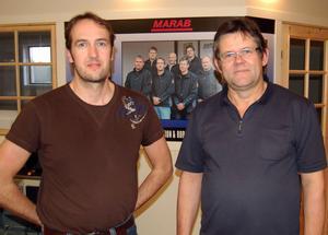 Sten Bastman beslöt sig för att lämna FM Mattsson där han jobbade inom maskinkonstruktion. Tillsammans med sin kompanjon Mikael Johansson startade de Marab. Bilden är tagen 2007.