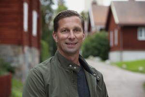 Stefan Ericson är ny sportreporter på AT.