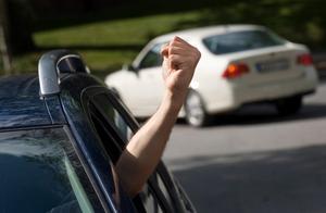 Egoisten tutar och pekar finger – farlig både för sig själv och andra. Var i stället omtänksam och hänsynsfull så slipper vi onödiga olyckor i sommartrafiken, skriver Göran Sydhage.