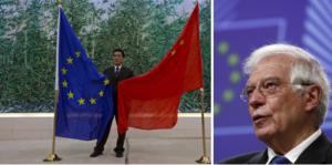 Kina är en förhandlingspartner, men också en samhällsrival som främjar alternativa styrelseformer skriver Josep Borrell, EU:s  höga representant för utrikes- och säkerhetspolitik.