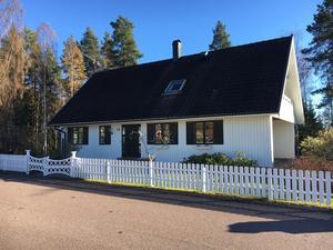 Villan på Timmervägen 13 såldes för 1 650 000 kronor.