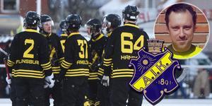Daniel Johansson är ny klubbchef i AIK. Bild: Jonna Igeland / AIK Bandy