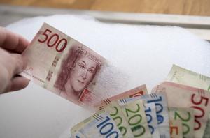 Stora lönesummor upprör skribenten. Foto: Fredrik Sandberg/TT