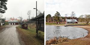Det planeras bostäder vid såväl Oxvreten som vid Hökmossbadet. Foto: Izabelle Johannisson och Edis Potori