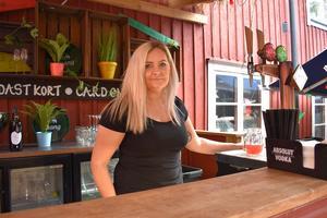 Elisabeth Granquist stortrivs med jobbet som restaurangchef på Koh Kradan.