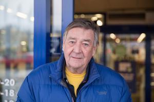 """Leif Nordeen, 78, pensionär, Strängnäs: """"Jag önskar mig en chromecast, jag behöver ha den i husbilen för att få upp bilden från paddan eller mobilen på vår tv"""""""