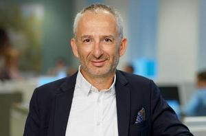 SJ:s marknads– och försäljningsdirektör Thomas Silbersky.Foto: Pressbild