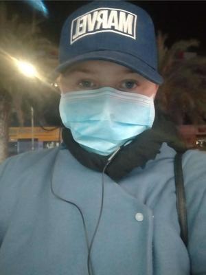 Ronja Magnusson Östlund bor i Zhuhai i södra Kina sedan två år tillbaka.