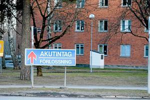 Att vara eller inte vara. Förlossningen i Karlskoga är omdebatterad. Karin Sundin svarar idag på en insändare från Bengt Olsson.