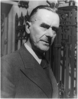 Thomas Mann 1937.Foto: Carl Van Vechten