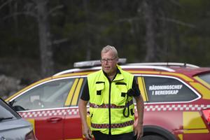 Per-Erik Jonsson räddningschef