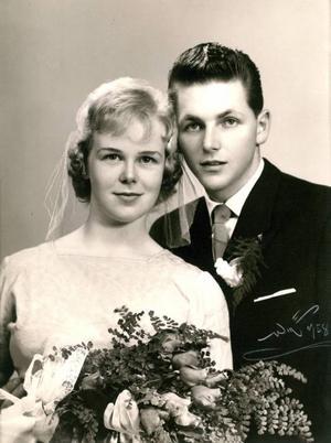 Maj-Britt  och Göran Larsson, Gävle.