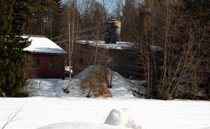 Vansbro snickeri i Grönalid är i riskzonen om  vårfloden blir så omfattande som väntat
