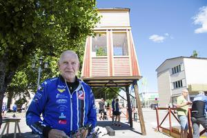Johan Källman, ordförande i Norbergs OK, tror att det kommer ramla in en hel del anmälningar de sista dagarna innan tävlingarna drar i gång.