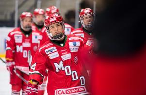 Slutresultatet blev tre Modomål mot Leksands två.Foto: Erik Mårtensson / BILDBYRÅN
