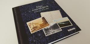 """""""Elins tonårsdagbok"""" finns att köpa på plats hos Grödinge Hembygdsförening (Nynäsvägen 4, Vårsta). Den kan också beställas från Balkong Förlag eller via Adlibris."""