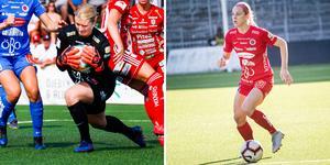 Danielle Rice och Kayla Braffet blir inte erbjudna nytt kontrakt från Kif Örebro.