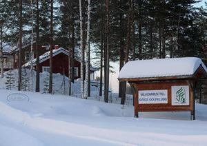 Svegs Golfklubb förbereder avveckling men har inte riktigt kastat in handduken.– Vi hoppas på en bättre lösning, säger klubbens ordförande Niklas Quarnå.Foto: Eleonor Mattsson