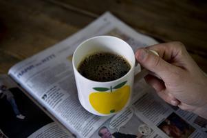Klimatförändringarna gör att förutsättningarna för inte minst odling förändras världen över. Kaffeplantagerna får allt svårare att överleva, till exempel. FOTO: JESSICA GOW / TT