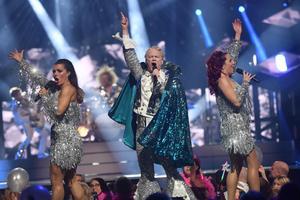 Under 2018 sponsrades Melodifestivalen i Örnsköldsvik med  600 000 kronor. Bild: Fredrik Sandberg / TT