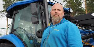 Crister Lindh, Företagarnas ordförande i Härjedalen, vill gärna se samarbete men önskar att kommunen tidigare tog kontakt, till exempel kring vilka utbildningar näringslivet ser behov av.