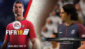 VM-festen kan börja. EA Sports