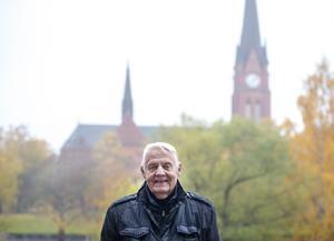 Sune Nyberg, styrelsemedlem i Lions Club Sundsvall.