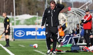 Daniel Doverlind avslutade sin första säsong som IFK-tränare med seger.