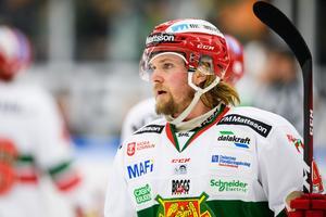 Viktor Amnér är värd en ny chans i SHL. Foto: Petter Arvidsson/Bildbyrån