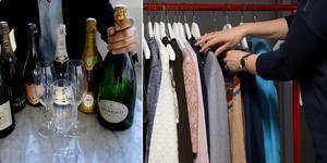 Bland tjuvarnas byten finns champagneflaskor, guldföremål, kläder, pass och elektronik som kameror, mobiltelefoner och datorer.
