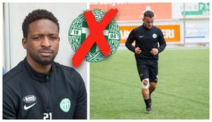Birahim Sarr och Rinor Nushi får inte förlängda kontrakt med VSK.