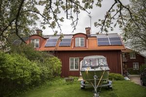 Hans Gunnars anläggning kostade mellan 80-90 tusen att installera.