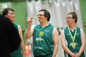 Blixtarna Alvik föll i bronsmatchen mot Uppsala – men var hyfsat nöjda ändå.