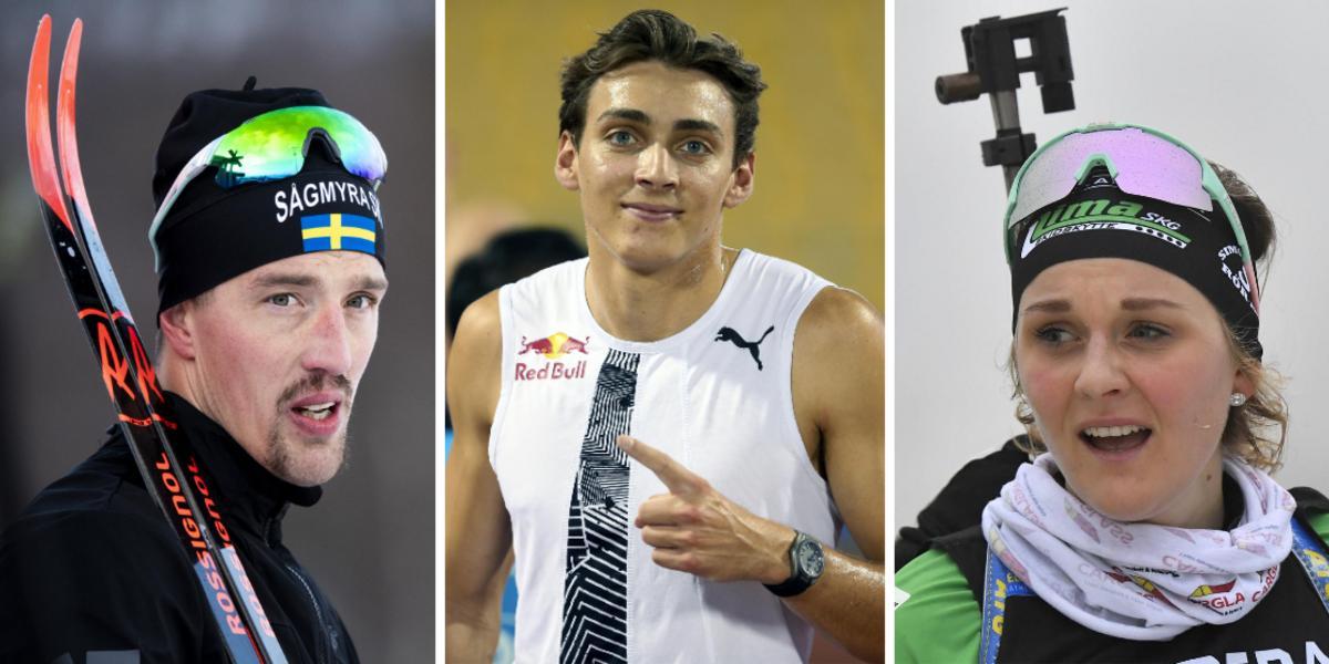 """Tre dalaprofiler bland årets mest omskrivna idrottare – tar ett jättekliv: """"Varit ett speciellt år"""""""