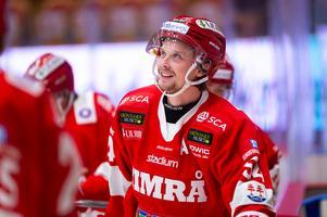 Jonathan Dahlén stod för en stark insats när han låg bakom vändningen mot SSK. Bild: Pär Olert/Bildbyrån